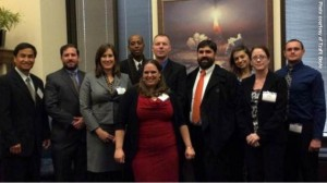 ASCE members from Florida take part in the 2014 Legislative Fly-In in Washington, DC