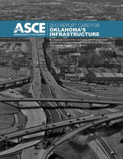 2013 report card for Oklahoma's infrastructure