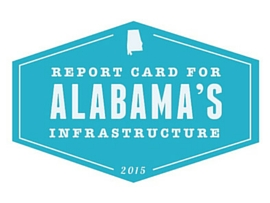 report card for alabama's infrastructure 2015